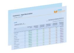 Exemple de rapport FI-AR