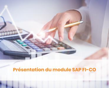 Présentation du module SAP FI-CO