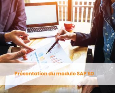Présentation du module SAP SD