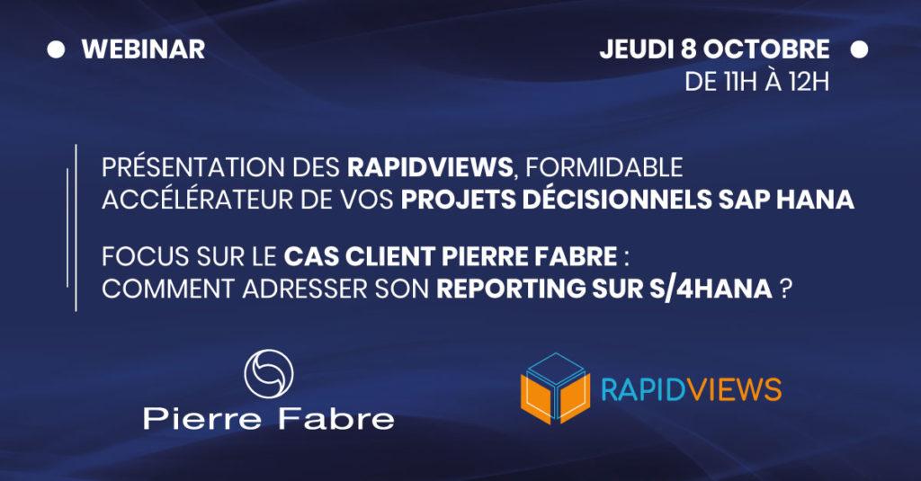 Webinar RapidViews Pierre Fabre