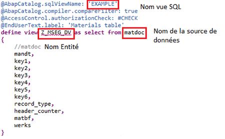 Analyse DLL Vue