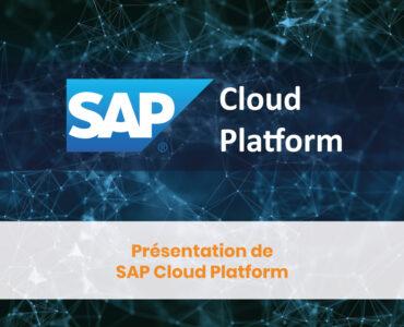 SAP Cloud Plartform Présentation