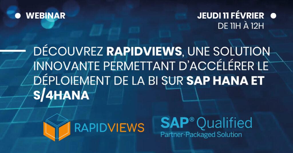 Webinar RapidViews 11 février