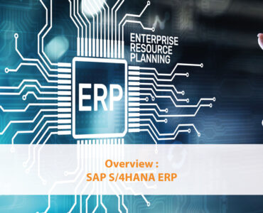 SAP S4HANA ERP Overview