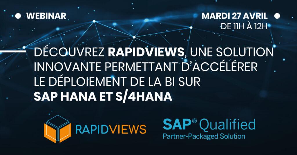 Webinar RapidViews FR