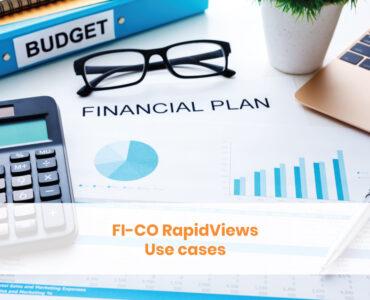 FI-CO RapidViews use cases
