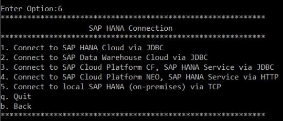 Configuration du DPA étape 4
