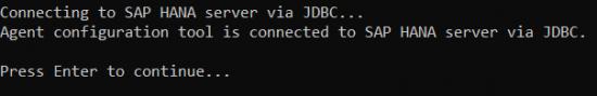 Configuration du DPA étape 5